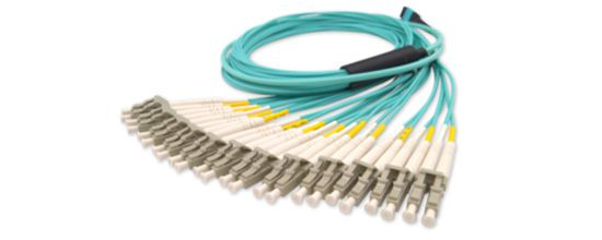 MTP MPO Harness Cable